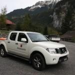 Zivilschutz Fahrzeug